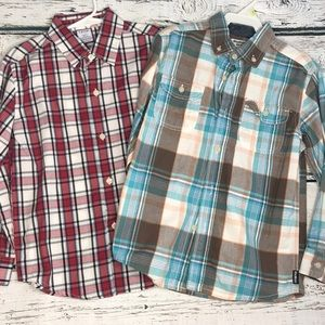 Other - Boys Button Down Tops